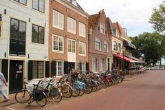 Τρόπος ζωής Hoorn οι Κάτω Χώρες Στοκ φωτογραφία με δικαίωμα ελεύθερης χρήσης