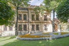 τρόπος πάρκων πόλεων Στοκ Εικόνα