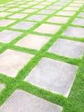 τρόπος περιπάτων κήπων Στοκ εικόνα με δικαίωμα ελεύθερης χρήσης