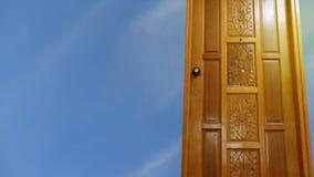 Τρόπος πορτών στον ουρανό Στοκ εικόνες με δικαίωμα ελεύθερης χρήσης