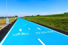 Τρόπος ποδηλάτων Στοκ Φωτογραφία