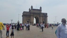 Τρόπος πυλών της Ινδίας Στοκ φωτογραφίες με δικαίωμα ελεύθερης χρήσης