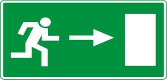 τρόπος σημαδιών Στοκ φωτογραφίες με δικαίωμα ελεύθερης χρήσης