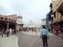 Τρόπος στο χρυσό ναό, Amritsar, Ινδία Στοκ φωτογραφία με δικαίωμα ελεύθερης χρήσης