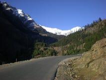 Τρόπος του ladakh Στοκ Εικόνες