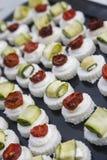 Τρόφιμα δάχτυλων Στοκ εικόνες με δικαίωμα ελεύθερης χρήσης