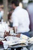 Τρόφιμα δάχτυλων Στοκ Φωτογραφία