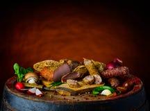 τρόφιμα αγροτικά Στοκ Φωτογραφίες