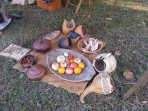 Τρόφιμα αμερικανών ιθαγενών στοκ εικόνα με δικαίωμα ελεύθερης χρήσης