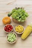 τρόφιμα ανασκόπησης υγιή στοκ εικόνα