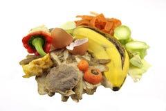 Τρόφιμα αποβλήτων κουζινών Στοκ φωτογραφίες με δικαίωμα ελεύθερης χρήσης
