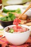 τρόφιμα βιετναμέζικα Στοκ Εικόνα