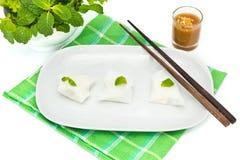 τρόφιμα βιετναμέζικα Στοκ εικόνα με δικαίωμα ελεύθερης χρήσης