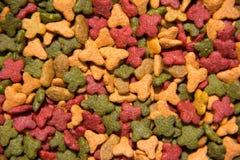 Τρόφιμα γατών Στοκ Φωτογραφίες
