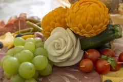 Τρόφιμα διακοσμήσεων Στοκ εικόνες με δικαίωμα ελεύθερης χρήσης