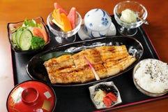 τρόφιμα ιαπωνικά Στοκ Φωτογραφία