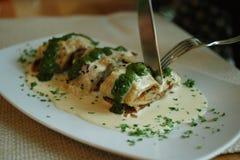 τρόφιμα ιταλικά στοκ εικόνα