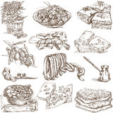 Τρόφιμα και ποτά 4 ελεύθερη απεικόνιση δικαιώματος
