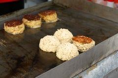 Τρόφιμα καρναβαλιού Στοκ Εικόνες