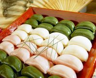 τρόφιμα Κορεάτης Στοκ Εικόνες