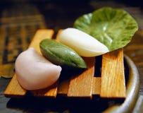 τρόφιμα Κορεάτης Στοκ Φωτογραφίες