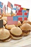 Τρόφιμα Κόμματος Στοκ φωτογραφία με δικαίωμα ελεύθερης χρήσης
