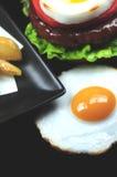 τρόφιμα λιπαρά στοκ εικόνα με δικαίωμα ελεύθερης χρήσης