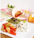 τρόφιμα μεξικανός Στοκ φωτογραφία με δικαίωμα ελεύθερης χρήσης