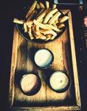 Τρόφιμα ονείρου Στοκ Φωτογραφίες