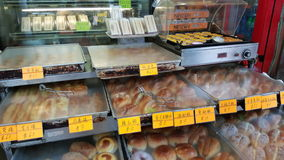 Τρόφιμα οδών από το Χογκ Κογκ Στοκ Φωτογραφίες