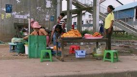 Τρόφιμα οδών, Καμπότζη φιλμ μικρού μήκους