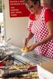 Τρόφιμα οδών Στοκ εικόνες με δικαίωμα ελεύθερης χρήσης