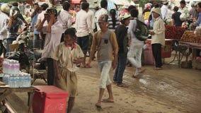 Τρόφιμα οδών, mekong, Καμπότζη, Νοτιοανατολική Ασία φιλμ μικρού μήκους