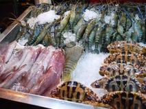Τρόφιμα οδών Pattya Στοκ Εικόνες