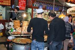 Τρόφιμα οδών Xian Στοκ φωτογραφία με δικαίωμα ελεύθερης χρήσης