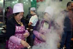 Τρόφιμα οδών Xian Στοκ Εικόνα