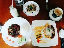 Τρόφιμα & ποτό στοκ εικόνα