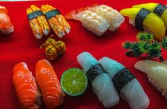 Τρόφιμα σουσιών Στοκ Εικόνες