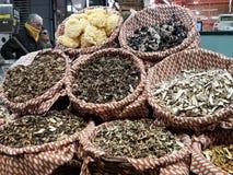 Τρόφιμα στο bazaar στοκ εικόνες με δικαίωμα ελεύθερης χρήσης