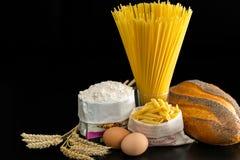 Τρόφιμα & συστατικά Στοκ Εικόνα