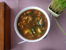 τρόφιμα Ταϊλανδός Στοκ φωτογραφία με δικαίωμα ελεύθερης χρήσης