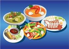 τρόφιμα Ταϊλανδός ελεύθερη απεικόνιση δικαιώματος