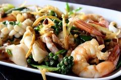 τρόφιμα Ταϊλανδός στοκ φωτογραφίες
