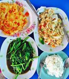 τρόφιμα Ταϊλανδός Στοκ εικόνα με δικαίωμα ελεύθερης χρήσης