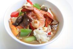 τρόφιμα της Ασίας στοκ εικόνες