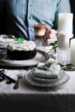 Τρόφιμα της Ιρλανδίας Ιρλανδικό πρόγευμα Στοκ εικόνα με δικαίωμα ελεύθερης χρήσης