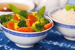τρόφιμα της Κίνας Στοκ Εικόνες