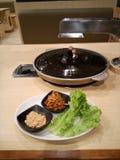 Τρόφιμα της Κορέας Στοκ Φωτογραφίες