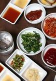 Τρόφιμα της Κορέας Στοκ φωτογραφίες με δικαίωμα ελεύθερης χρήσης