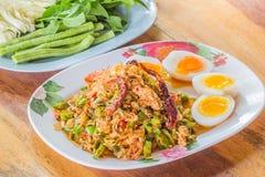 τρόφιμα της Ταϊλάνδης στοκ φωτογραφίες